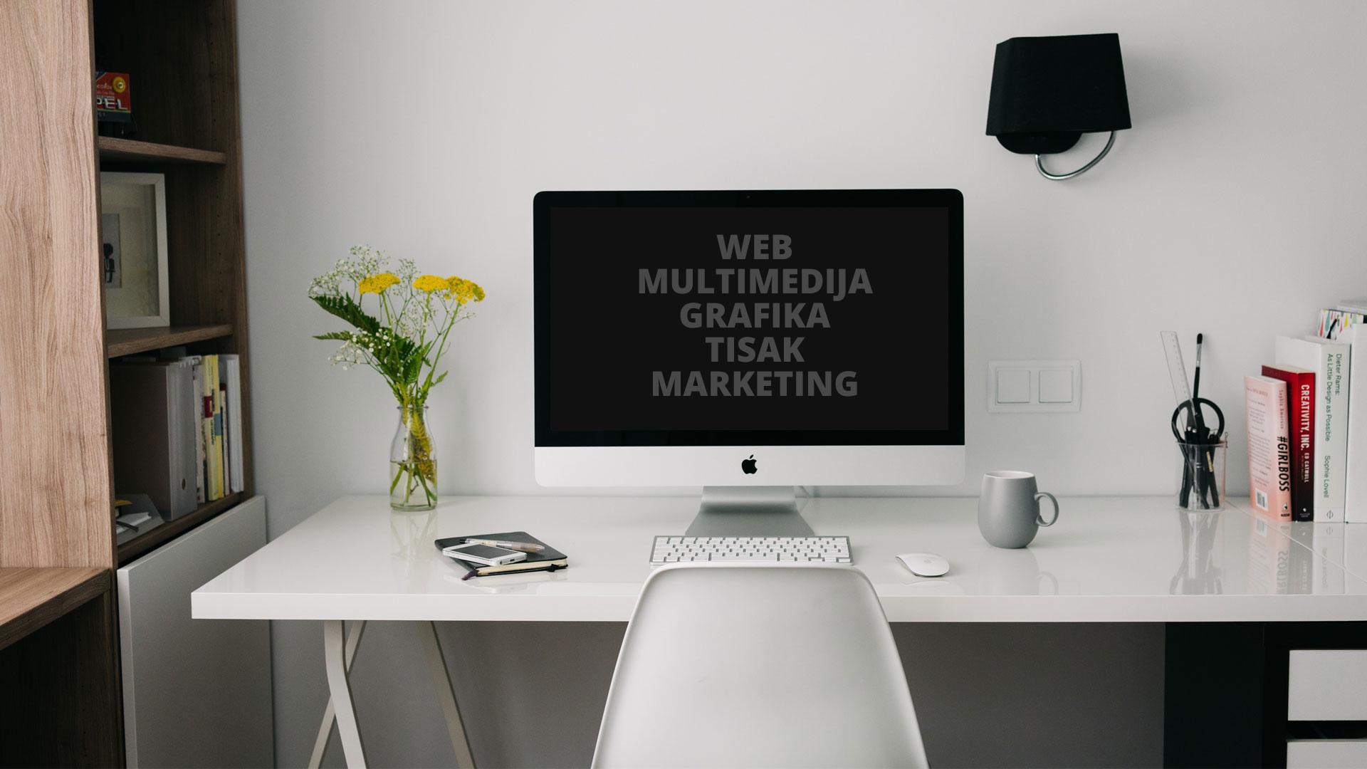 Web dizajn, grafika, multimedija, tisak, fotografija