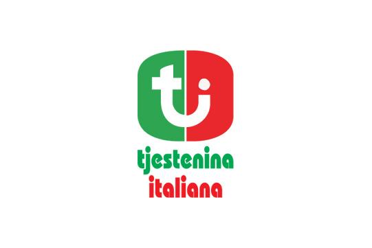 Logotip za tjesteninu